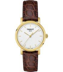 reloj tissot para mujer - everytime  t109.210.36.031.00