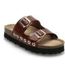 suzy shoes summer shoes flat sandals brun re:designed est 2003