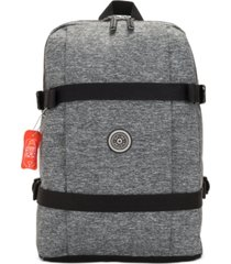kipling men's tamiko heathered backpack