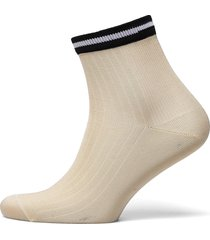 sporty reina sock lingerie socks footies/ankle socks creme becksöndergaard