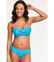 rene underwire loop front bandeau bikini top c-g