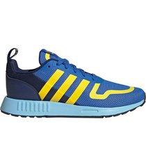 zapatilla azul adidas originals multix
