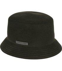 z zegna logo patch hat