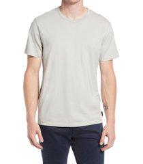men's ag bryce crewneck t-shirt, size xx-large - black