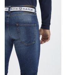 cintura con logo stampato