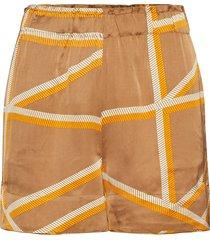 sonja shorts shorts flowy shorts/casual shorts gul second female