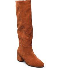 sophy tall boot s höga stövlar brun shoe the bear
