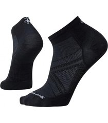 calcetin phd run ultra light low cut negro smartwool