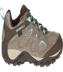 zapato marron  merrell mujer j31276-os5