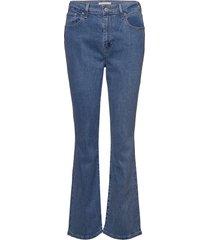 725 high rise bootcut rio air jeans utsvängda blå levi´s women
