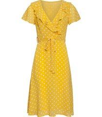 jurk geel