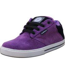 zapatilla violeta  casbah shoes new model