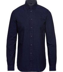 bhnail shirt skjorta business blå blend
