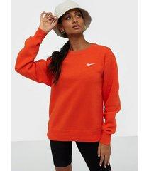 nike w nsw crew flc trend sweatshirts