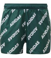 zwembroek adidas printed clx zwemshort