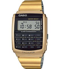 reloj casio ca-506g-9a dorado
