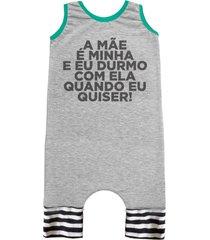 pijama regata comfy a mãe é minha - kanui