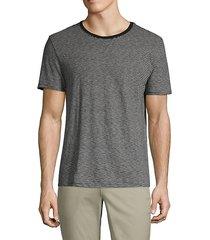 striped ringer t-shirt