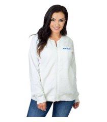 ug apparel kentucky wildcats women's quilted zip up jacket