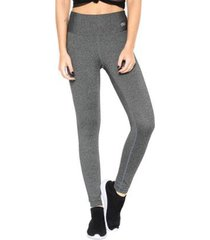 calca legging feminina alto giro supplex termo