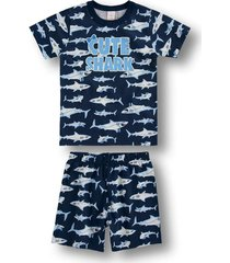 pijama marisol - 10316490i azul