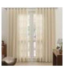 cortina 3,00m x 2,50m rosane
