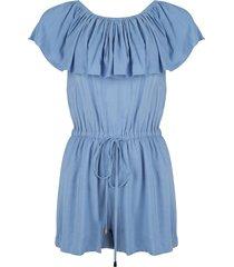 jacky luxury jurk blauw
