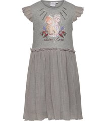 dress klänning grå disney