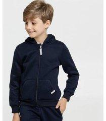 casaco infantil marisa moletom bolsos masculino