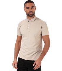 mens compact piquet polo shirt