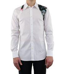 harness shirt fashion ss20 wit