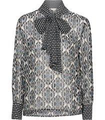 knytblus octavia blouse