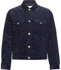 laust jacket 11681 jeansjack denimjack blauw samsøe samsøe