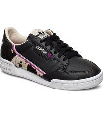 continental 80 w låga sneakers svart adidas originals