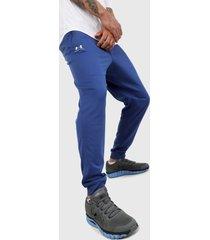 pantalón azul under armour tricot