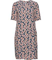 2902-3676 kort klänning multi/mönstrad park lane