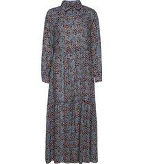 penny dress maxiklänning festklänning blå lollys laundry