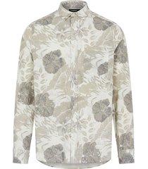 seasonal print reg fit shirt