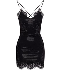 dress with straps