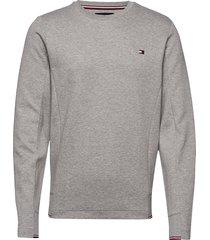 2 mb tech sweatshirt sweat-shirt trui grijs tommy hilfiger