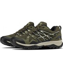 zapatilla hedgehog fastpack verde the north face