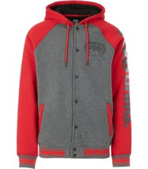 ecko unltd men's marled up jacket