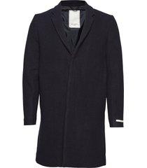frielle tailored coat yllerock rock blå les deux
