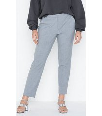 nly trend casual suit pants byxor