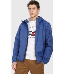 chaqueta azul-blanco-rojo tommy hilfiger