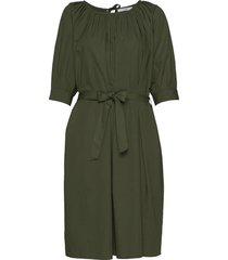 elia dress jurk knielengte groen lovechild 1979