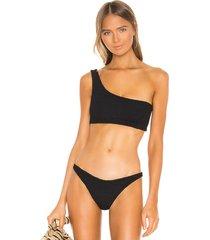 hunza g nancy bikini black