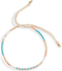 knotty friendship bracelet in beach natural at nordstrom