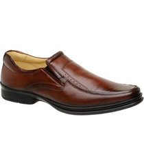 sapato rafarillo masculino conforto pinhão tamanho grande 9207 - masculino