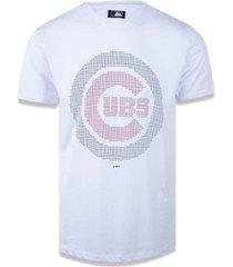 camiseta chicago cubs mlb new era masculina